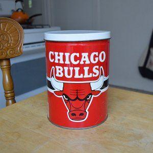 Vintage 1993 Chicago Bulls Tin